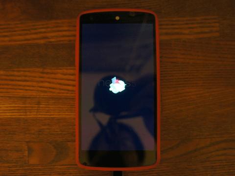 Nexus 5 Android 5.x → 4.4.x ダウングレードする。11