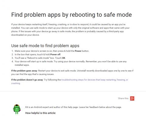 Nexus 5 アプリが原因?セーフモードの入り方。02