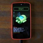 Nexus ファクリーイメージ flash-all.batエラー not contain 'boot.sig' 'recovery.sig' の対処法。