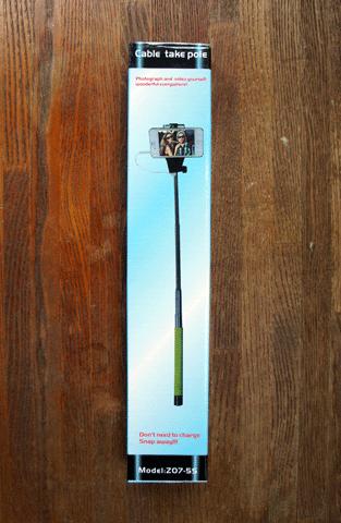 話題の自撮り棒を買ってしまいました。02