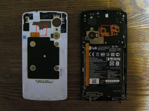 Nexus 5 Qi ワイヤレス充電できないときの対処法。-03