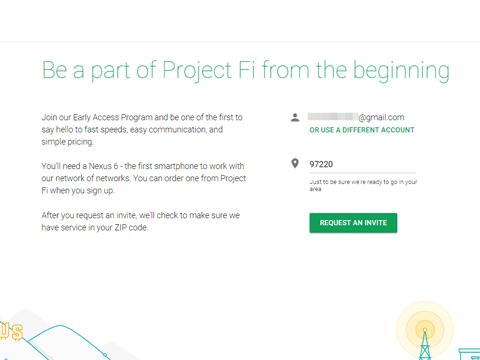GoogleのMVNOサービス Project Fi 始まる ご招待されるのか。04