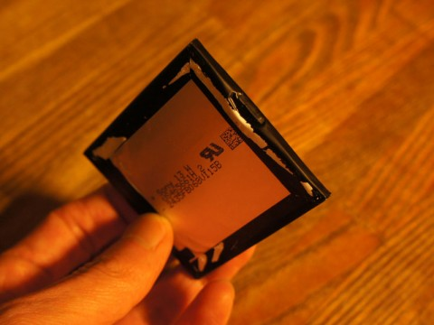 Nexus 5 DIYでバッテリー交換しました。22