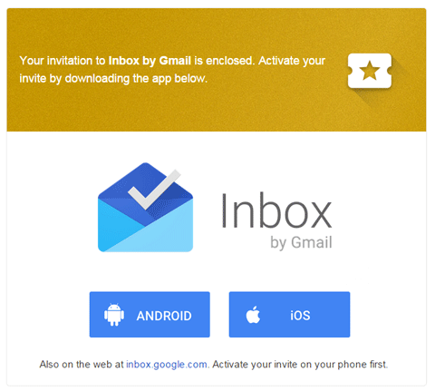 Inbox by Gmail を試してみました。02