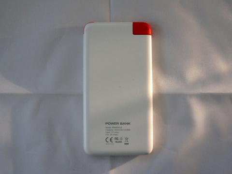 EasyAcc PB4000CB モバイルバッテリー 4000mAhのレビュー。05