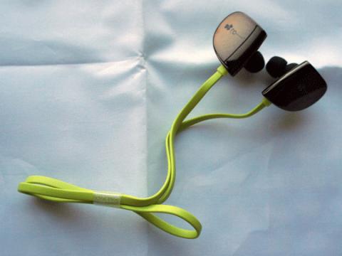 EC Technology Bluetooth ワイヤレスイヤホンのレビュー05