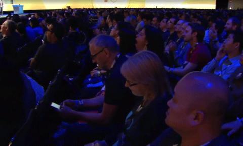 Google I/O 2015 新型端末は Google Cardboard だけ。15