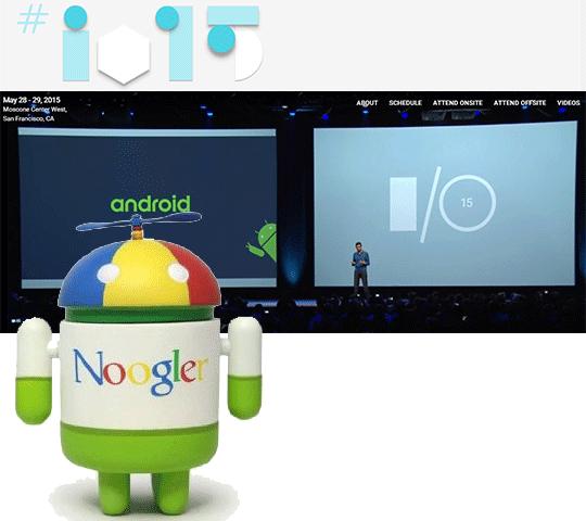 Google I/O 2015 新型端末は Google Cardboard だけ。01
