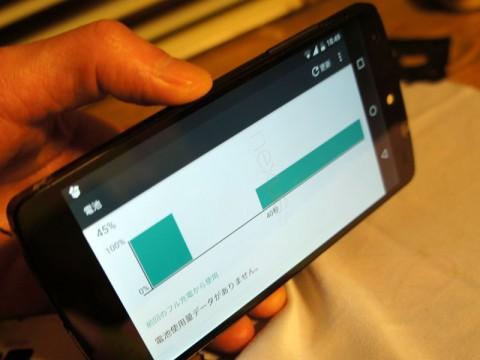 Nexus 5 DIYでバッテリー交換しました。27