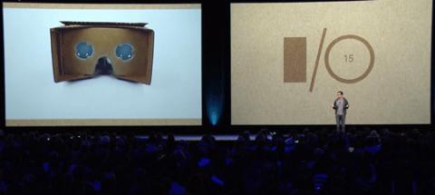 Google I/O 2015 新型端末は Google Cardboard だけ。14