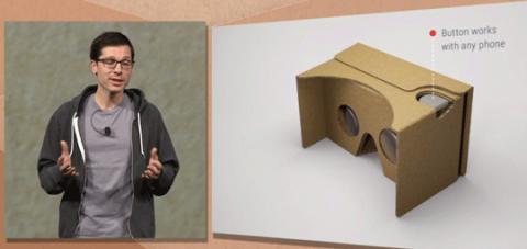 Google I/O 2015 新型端末は Google Cardboard だけ。13