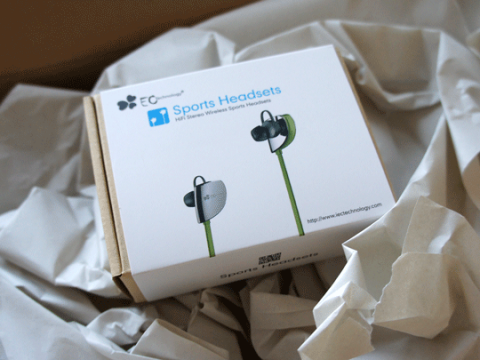 EC Technology Bluetooth ワイヤレスイヤホンのレビュー02