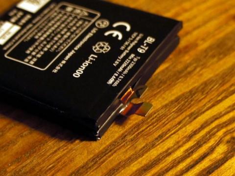 Nexus 5 DIYでバッテリー交換しました。24